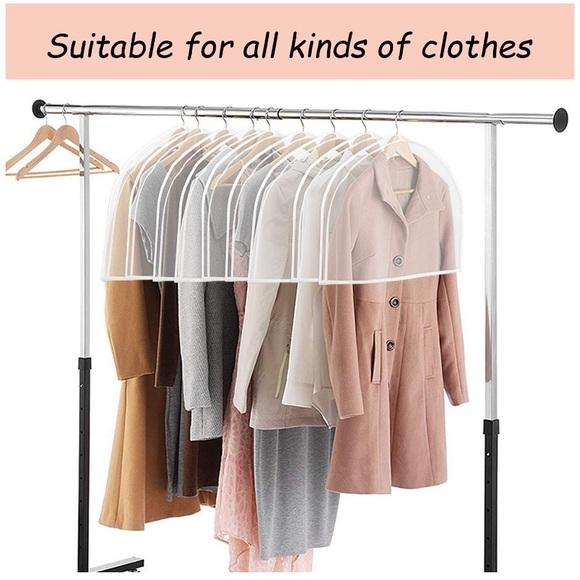 Garment Shoulder Covers Bag (Set of 12)